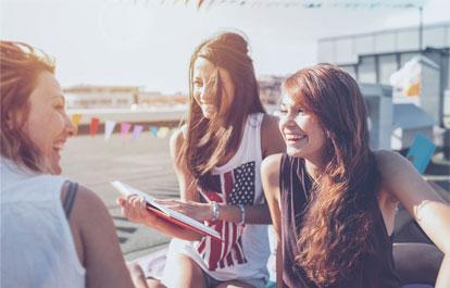 Studiare all'estero - Servizi bilinguismo per ragazzi 12-17 anni - EduPlacements